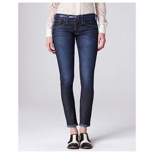 Lucky Brand | Sienna Cigarette Dark Paley Jeans